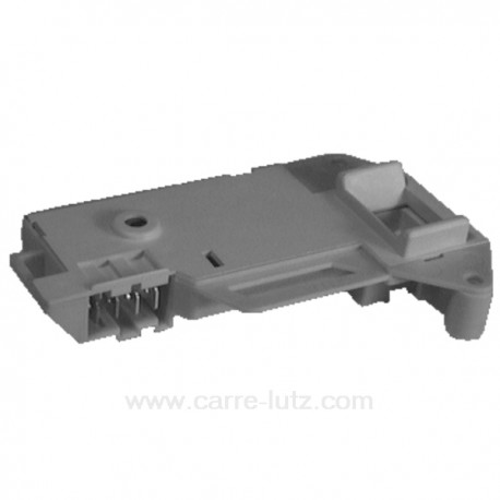 Verrou de porte YMOS 164950000.3063015AB1 de lave linge Bosch Siemens 057588 , reference 225083