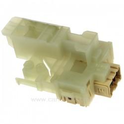 55x3548 - sécurité de porte DA 069660 de lave linge Fagor Brandt Thomson Vedette