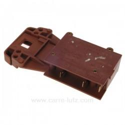 sécurité de porte de lave linge ZV445M4 de lave linge Indesit Ariston Hotpoint Scholtes C00199946 , reference 225136