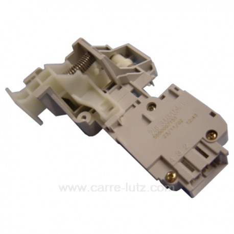 sécurité de porte 00263334de lave linge Bosch Siemens , reference 225150