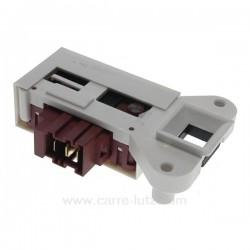 Sécurité de porte de hublot metaflex ZV446 MA Fagor Brandt Vedette 52X4024 55x7562 AS0015962 L39A005I5 , reference 225170
