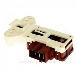 sécurité de porte METAFLEX ZV446-M5 de lave linge Bompani ref. M6532005174 Candy Hoover Rosières ref. 49017376 Vestel ref. 32...