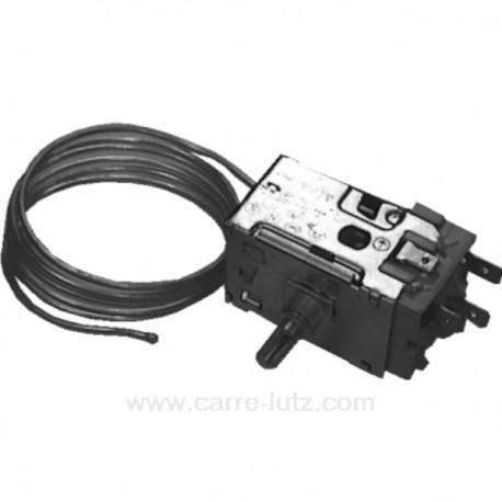 Thermostat ATEA C20127 A130058 de réfrigérateur Laden Whirlpool 481927128441 , reference 227074