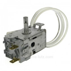 Thermostat de réfrigérateur Atea C20150 ou A030084 Indesit Ariston C00031420 C0019881 , reference 227089