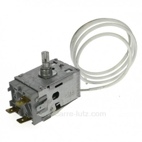 Thermostat Ranco K59L1204 de réfrigérateur Indesit Ariston C00038650 , reference 227160