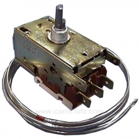 Thermostat de réfrigérateur Ranco K57L5842 K57L5843Aeg Electrolux Arthur Martin Faure Zanussiref.2262303056 2262303049 ...