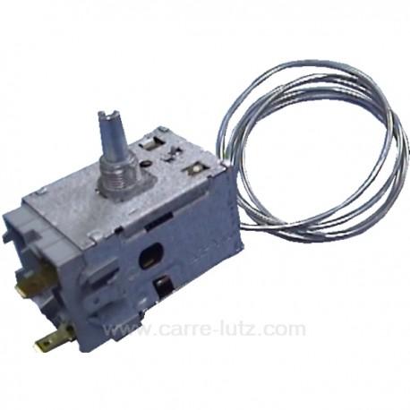 Thermostat A030246 ou 077B6083 ou 077B6813 de réfrigérateur Brandt Vedette 45x7703, reference 227362