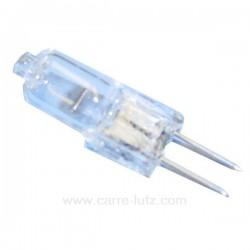 Ampoule de four halogène 20W 12V 300°Aeg Arthur Martin Electrolux Faure Zanussi ref. 2080139021  AR8860CN ARC3212 ARES3500 A...