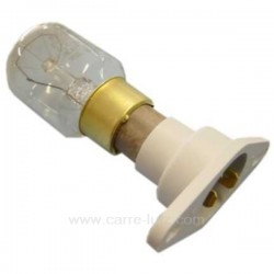 Ampoule 25W 240V de four à micro ondes Panasonic Sharp , reference 232117