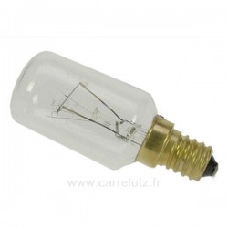 Ampoule de four E14 40W 300°Aeg Electrolux Arthur Martin Faure Zanussi ref. 3192560070 , reference 232132