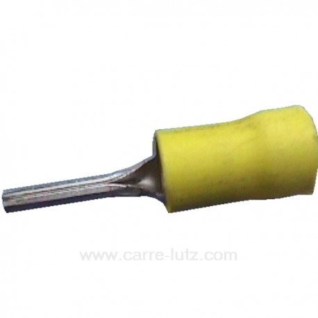 COSSE BUTEE JAUNE Accessoires 233140, reference 233140