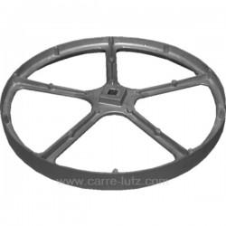 Poulie de tambour de lave linge Brandt Vedette 53x1472 , reference 304212