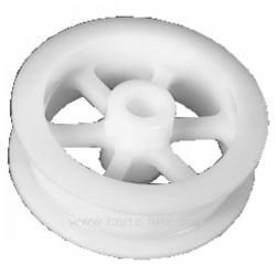 Poulie tendeur de sèche linge Laden Whirlpool 481952888037 , reference 304402