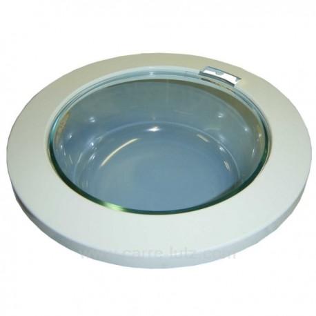 Hublot en verre complet de lave linge Far Teka Siltal 35596900 , reference 401030