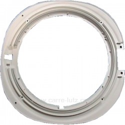 Contre cadre de hublot de lave linge Far Ariston Indesit C00037224 , reference 402206