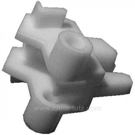 Serrure de porte de lave vaisselle Brandt Vedette 31x8077 , reference 405614