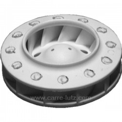 Turbine de cyclage de lave vaisselle Mièle 1142742 , reference 406036