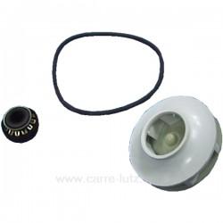 Kit cyclage 00165813 pour pompe de cyclage Bosch Siemens , reference 406045