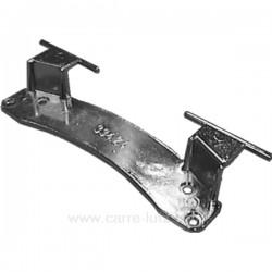 Charnière de hublot de lave linge, Merloni Ariston C00023845, Whirlpool 482000026058 , reference 530035