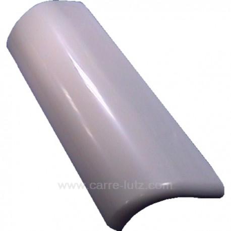 Capot de poignée blanc de réfrigérateur Brandt Vedette 45x0553 , reference 531205