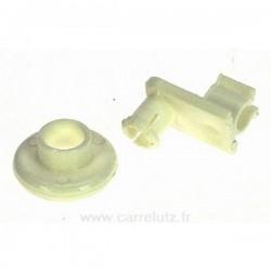 Roulette de panier de lave vaisselle A.Martin Faure Electrolux 150131100 , reference 540111