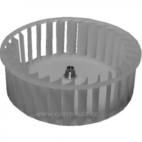 Turbine de ventilation de sèche linge Smeg , reference 540234