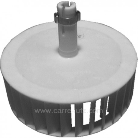 Turbine de ventilation de sèche linge AEG 8996474081164 , reference 540237