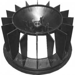 Turbine de ventilation de sèche linge Brandt Vedette Thomson 51x5567 , reference 540244