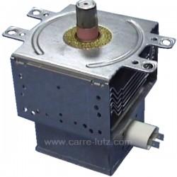 Magnétron 2M 107A-795-1 de four à micro ondes , reference 609204