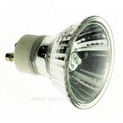 Ampoule halogène GU10 50W 230V Éclairage 620111, reference 620111