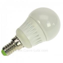 Ampoule LED E14 5W 230V 4000K°, reference 620151