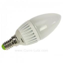 Ampoule LED E14 5W 230V 4000K°, reference 620152