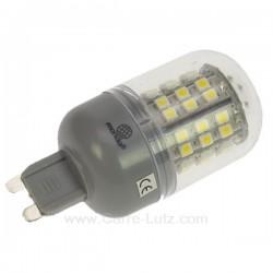 Ampoule LED G9 4W 230V 4000K°, reference 620153