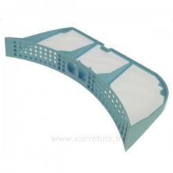 Filtre de sèche linge Ariston Indesit ScholtesC00113848 , reference 701624