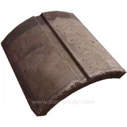 Brique arrière inférieure 107303721 ou 00001306170 pour convecteur Godin Petit Godin 3121 3721 3721A , reference 704777
