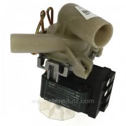 Pompe de vidange Hanning Bosch Siemens 00140438 De dietrich , reference 715002