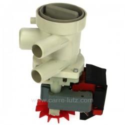 Pompe de vidange de lave linge Bosch Siemens Neff Gaggenau Viva Constructa ref. 00140268, reference 715125