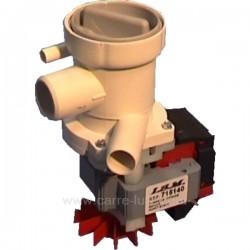 Pompe de vidange mainox de lave linge Bosch Siemens Neff Gaggenau Viva Constructa ref. 00140569Fagor Brandt Vedette Sauter Th...