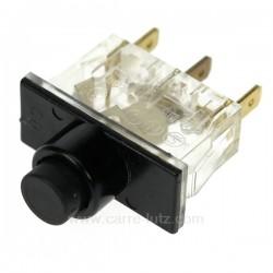 Interrupteur marche arrêt d'aspirateur Mièle 1357951 Rowenta, reference 720008