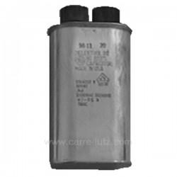 Condensateur de four à micro ondes 0,9 MF 2100V , reference 730011