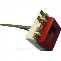 Thermostat de chauffe eau Cotherm typeTUS137 longueur 137 mm, reference 732105