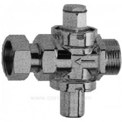 Régulateur de pression 3/4 pouce, reference 732153