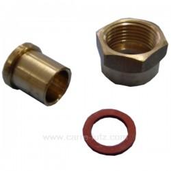 Ensemble ajutage + joint 20x150 diamètre 12 mm , reference 737003