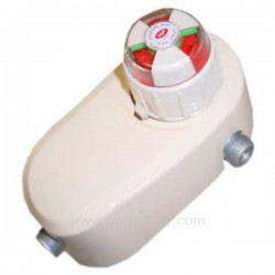 Inverseur limiteur avec indicateur de service pour gaz propane, reference 737020