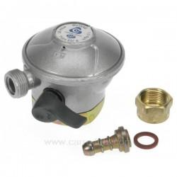 Détendeur butane 28 gr diamètre 20 mm, reference 737081