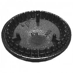Chapeau de bruleur émaillé diamètre 68 mm De Dietrich 93x7963 , reference 738103