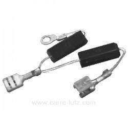 Diode haute tension SRT2W6H de four à micro ondes, reference 742060