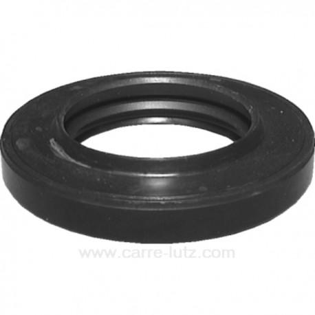 Joint à lèvre 25x47x10 mm de lave linge Ariston Indesit C00002592 Whirlpool 481953058046 , reference 124065