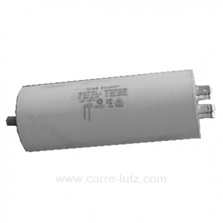 Condensateur permanent 4,5 MF 450V, reference 230002
