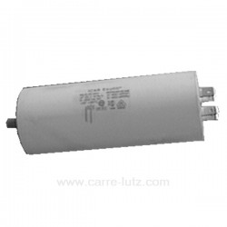 16 mf 450v - Condensateur permanent